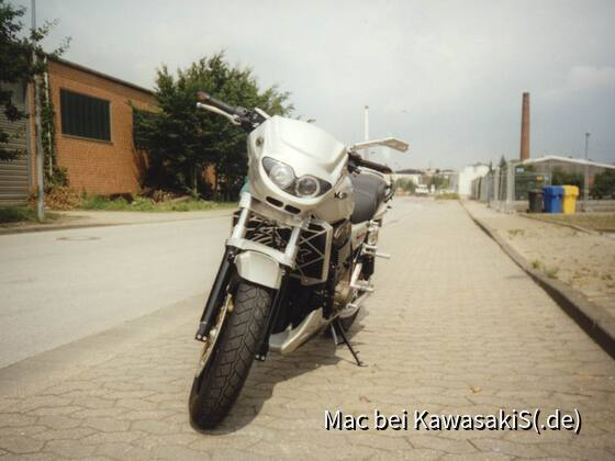 ZRX MEK Speciale