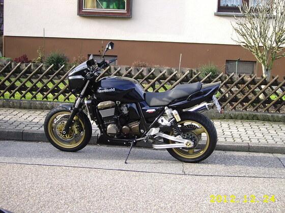 Ginger`s ZRX 1200